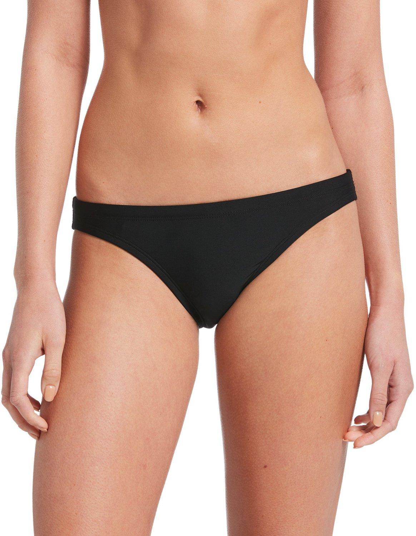 47bc3f57e8a Nike Women's Solid Bikini Swim Bottoms
