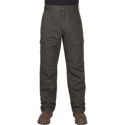Men's Double Knee Cargo Pants