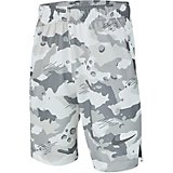 Nike Boys' Dri-FIT Camo Training Shorts 8 in
