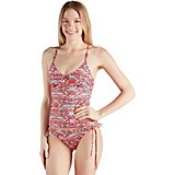 01d7b4519f Juniors' Tribal Mosaic Molded Tankini