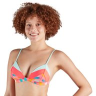 O'Rageous Juniors' Ikat Classic Molded Bralette