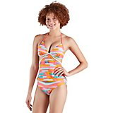 abf3696045a24 Juniors  Ikat Classic Molded Tankini Swim Top