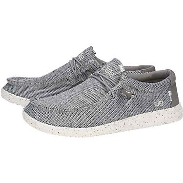 outlet store 8a035 df333 Hey Dude Men's Wally Free Slip-On Shoes