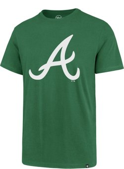 Atlanta Braves St. Patrick's Day Logo Super Rival T-shirt
