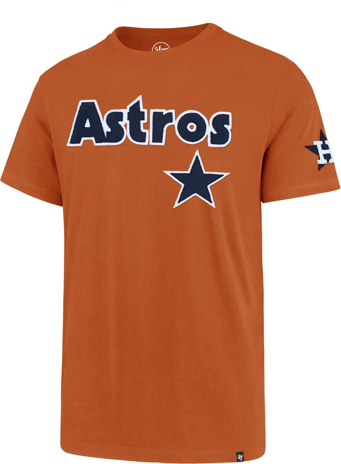 online store ff2a9 b42ad '47 Houston Astros Vintage Fieldhouse T-shirt