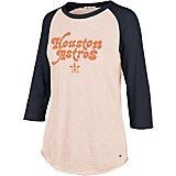 701a812ced0 Houston Astros Women s Lola Tidal Slub Raglan T-shirt