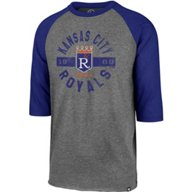 '47 Kansas City Royals Roundabout Club Raglan T-shirt