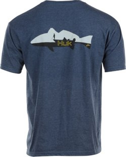 Men's Redfish Patch Short Sleeve T-shirt