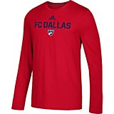 4a71f9f11 adidas Men s FC Dallas Go To Performance Locker Room T-shirt