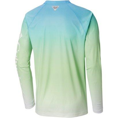 bf56572a ... Columbia Sportswear Men's PFG Terminal Deflector Printed Long Sleeve T- shirt. Men's Shirts. Hover/Click to enlarge. Hover/Click to enlarge