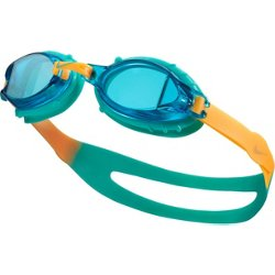 Kids' Chrome Swimming Goggles