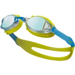 Kids' Swim Chrome Mirror Swimming Goggles