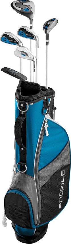 Juniors' Profile JGI Large Complete Golf Club Set