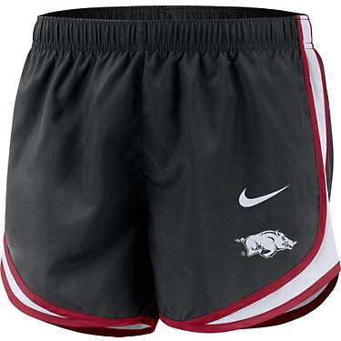 Nike Women's University of Arkansas Tempo Shorts