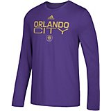 adidas Men's Orlando City SC Go-To Performance Squad T-shirt