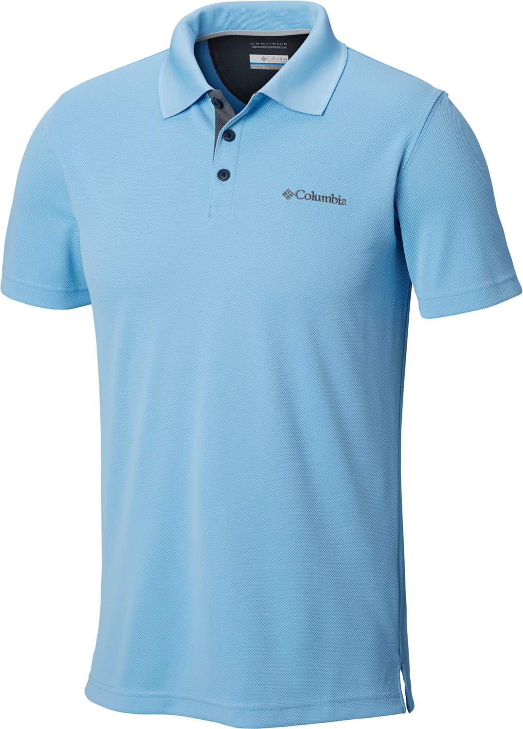 8dbb0e52071 Columbia Sportswear Men's Utilizer Polo Shirt | Academy