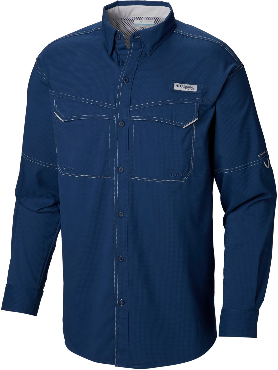 9295bc16c15 Columbia Sportswear Men's Low Drag Offshore Long Sleeve Shirt | Academy