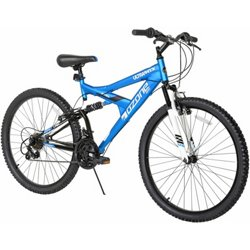 Men's Blue Ultra Shock 26 in Bike