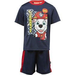 Boys' 4-7 3-Piece Short Set