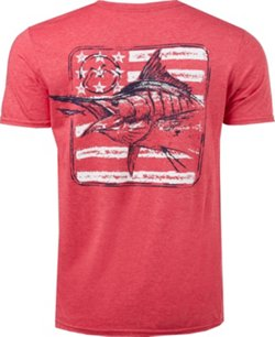Men's Squared Up Flag T-shirt