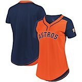 Majestic Women's Houston Astros League Diva T-shirt