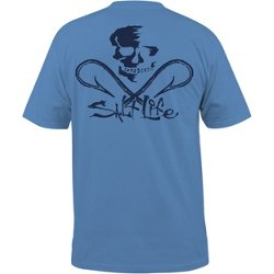 Men's Skull and Hooks Short Sleeve T-shirt