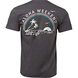 Salt Life Women's Aloha Weekend Palms T-shirt
