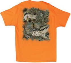 Men's Bass Camo T-shirt