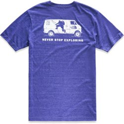 Men's Pony Wheels Triblend T-shirt