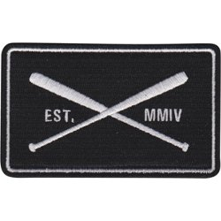 Cross Bats Bag Patch