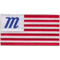 Flag Bag Patch