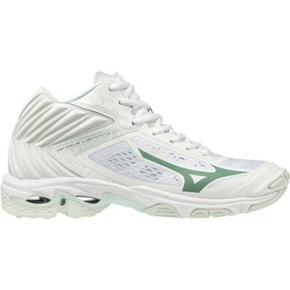 533ee5d46b6 Mizuno Women's Wave Lightning Z5 Mid Volleyball Shoes | Academy