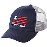 6ab5ce8d72a1e Academy Sports + Outdoors Men s Americana Louisiana Trucker Cap