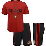 adidas Boys' 4-7 Atlanta United FC T-shirt and Shorts Set