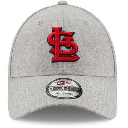 new style 0aebc 40b05 ... New Era Men s St. Louis Cardinals Snapped Heather 9FORTY Cap. St. Louis  Cardinals Hats. Hover Click to enlarge