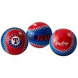 340fce12b89 Texas Rangers Soft Core T-ball Baseball Quick View. Rawlings