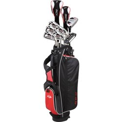 Men's Silver Ray RCX Packaged Golf Club Set