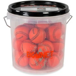 Squeeze Foam Training Baseballs 24-Pack