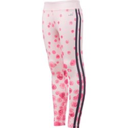 Girls' Athletic Printed Leggings