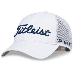 Men's Tour Performance Mesh Cap