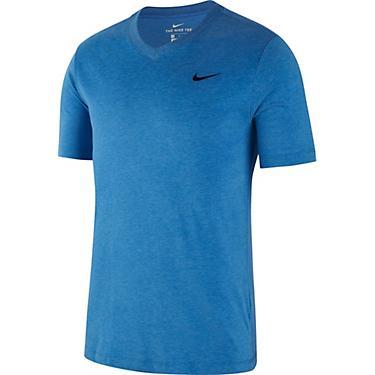 ca19fd7e356 Nike Men's Dri-FIT Short Sleeve V-Neck T-shirt | Academy