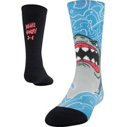 Kids' Shark Crew Socks 2 Pack