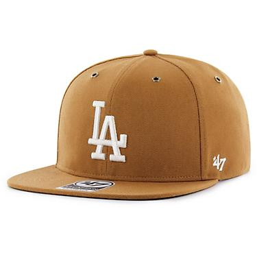 6c609f82 '47 Los Angeles Dodgers Carhartt Captain Cap