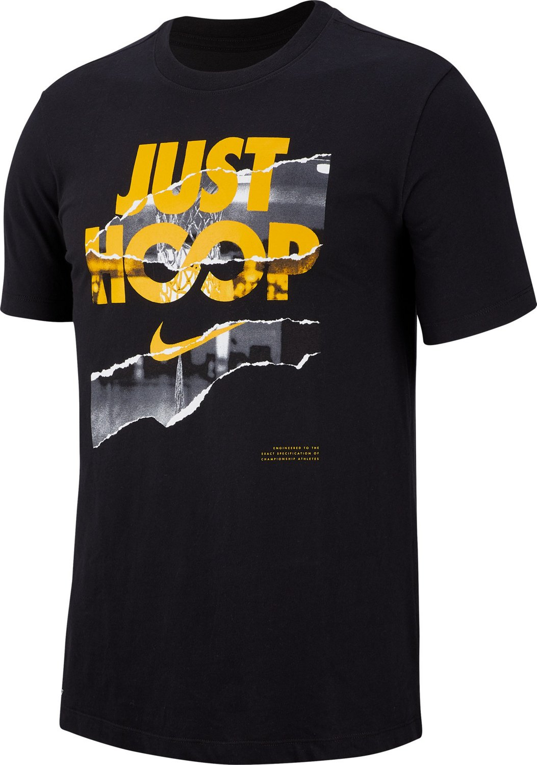 5b5e69c8 Nike Men's Dri-FIT Just Hoops Basketball T-shirt | Academy