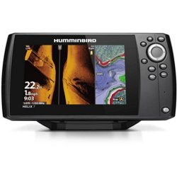 HELIX 7 CHIRP MEGA SI GPS G3 Fish Finder