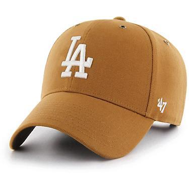 c9d6b5f0 '47 Los Angeles Dodgers Carhartt MVP Cap