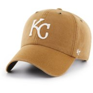 '47 Kansas City Royals Carhartt Clean Up Cap
