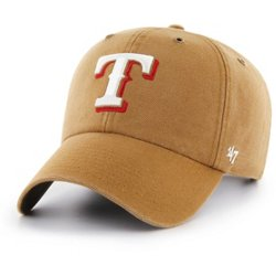 Texas Rangers Carhartt X Clean Up Cap