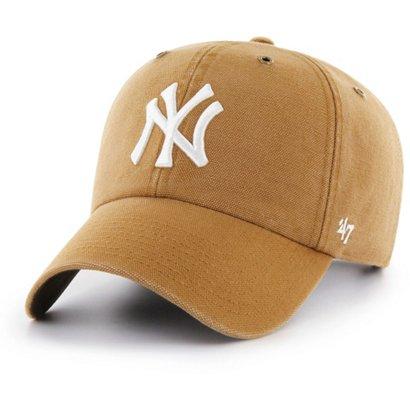 518aad9de06 ... Yankees Carhartt Clean Up Cap. CARHARTT X  47. Hover Click to enlarge