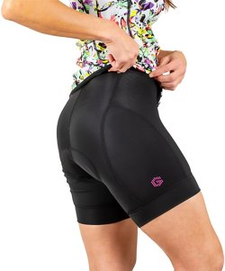 Women's Ultima Gel Padded Cycling Shorts